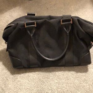 Black Express purse